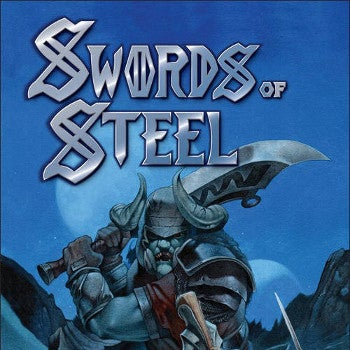 Image of Swords of Steel - Book