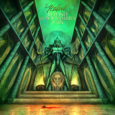 Image of Hellwell - Beyond the Boundaries of Sin – CD (High Roller)