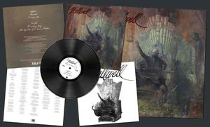 Image of Hellwell - Behind the Demon's Eyes – LP