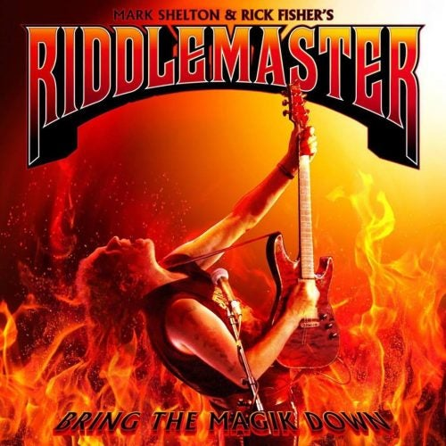 Image of Riddlemaster - Bring The Magik Down – CD
