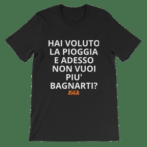 Image of Hai Voluto la Pioggia e Adesso Non Vuoi Più bagnarti?