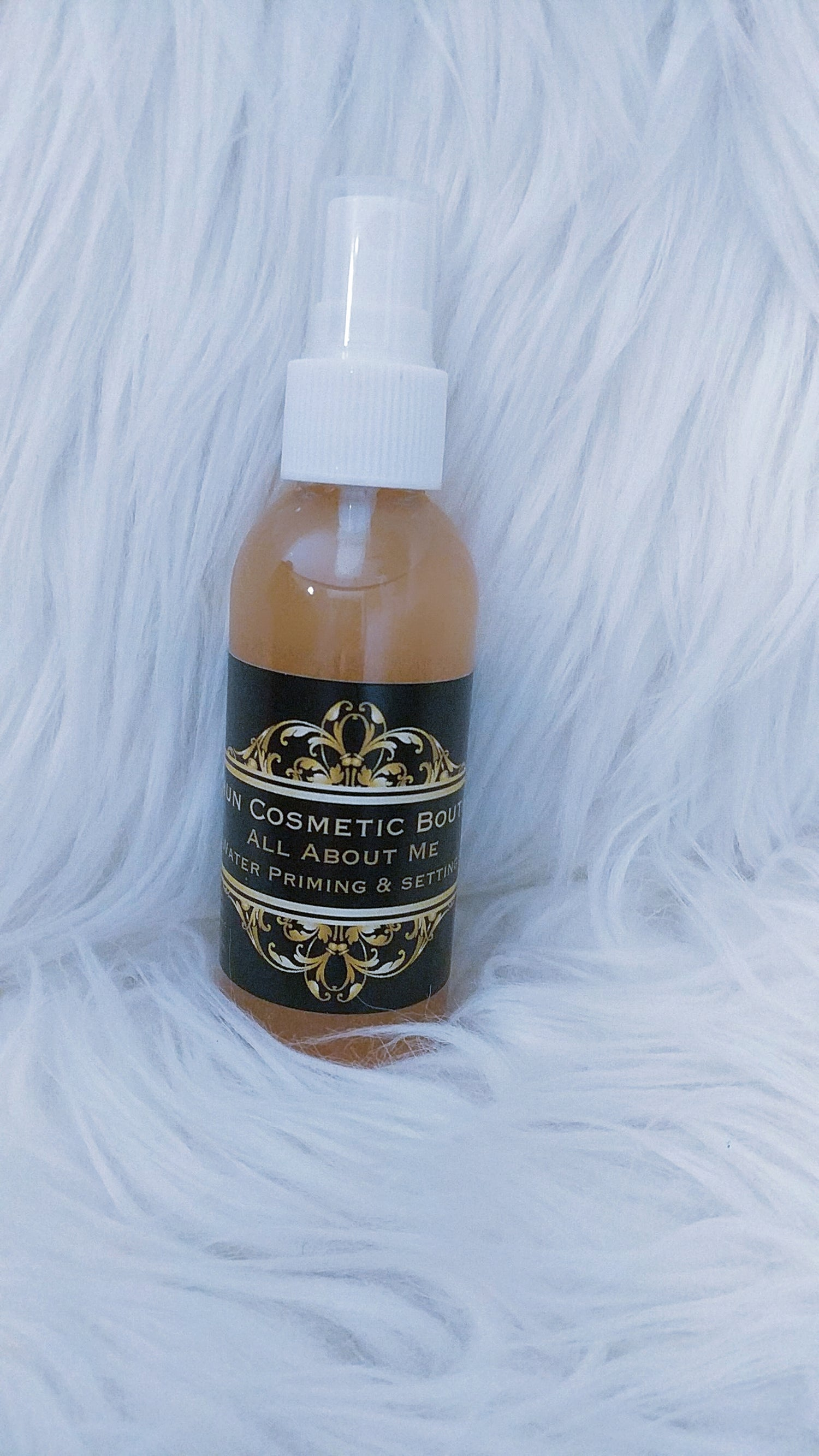 Image of All about me Rose Water Priming and Setting spray