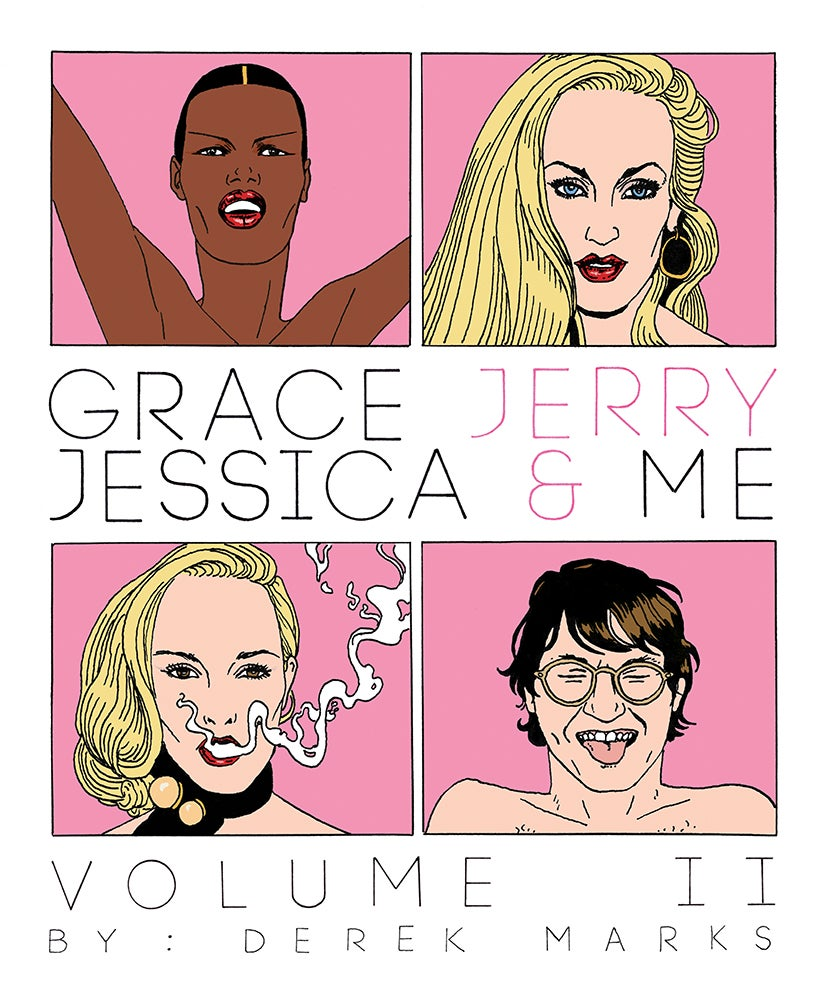 Image of Grace, Jerry, Jessica and Me: Vol II