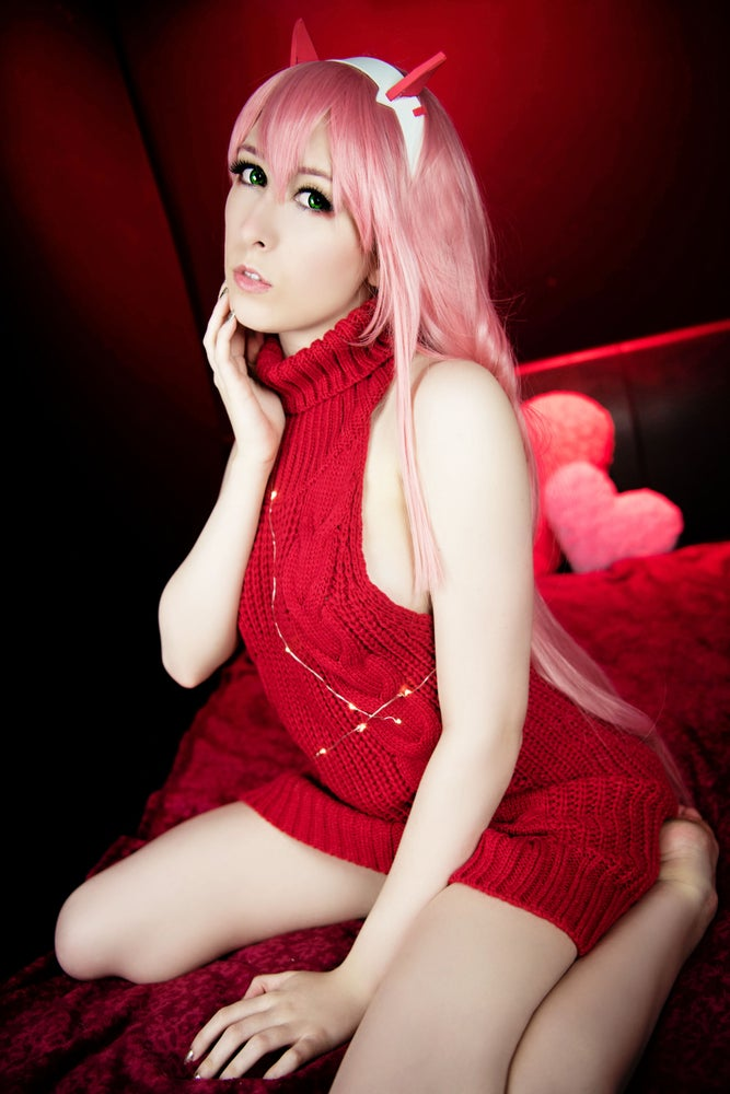Image of Zero Two Virgin Killer Set