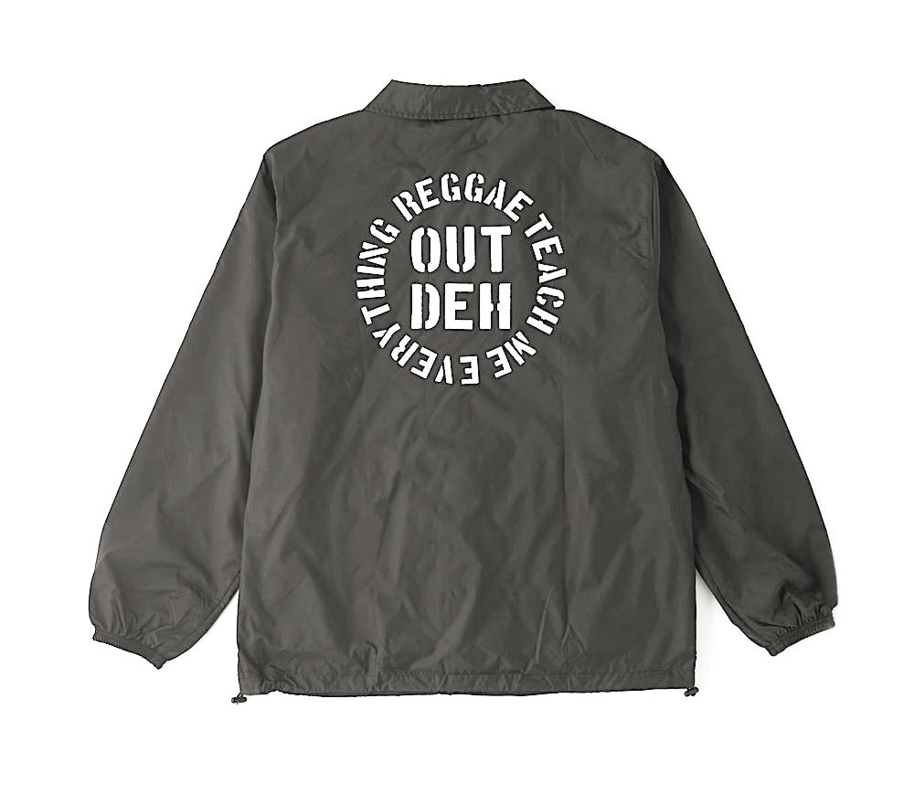 Image of Out Deh x RTME Jacket Black