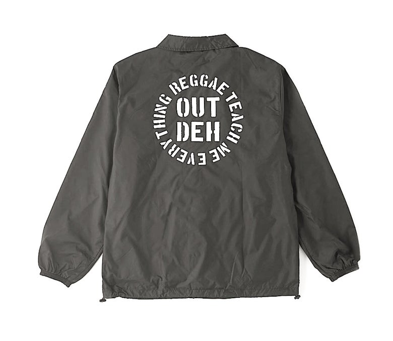 Image of Out Deh x RTME Jacket (Black)