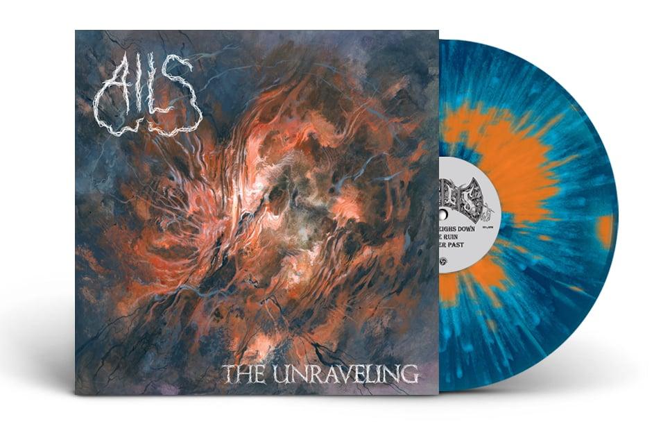 AILS - The Unraveling / VINYL LP (collector's ed. ltd. 75)