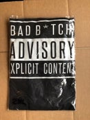 Image of Bad Bitch Advisory Tee