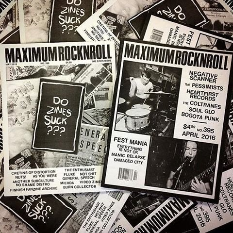 Image of Maximum Rocknroll