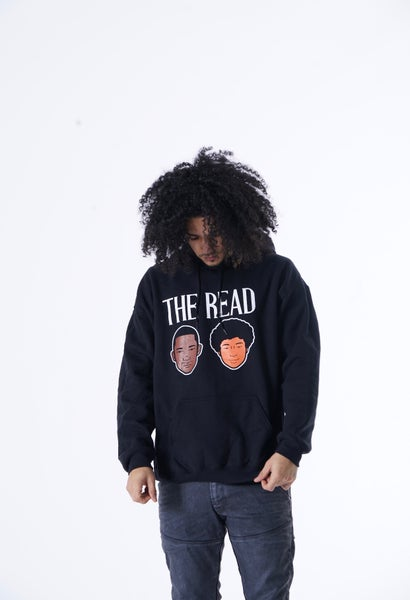 Image of The Read Black Hoodie