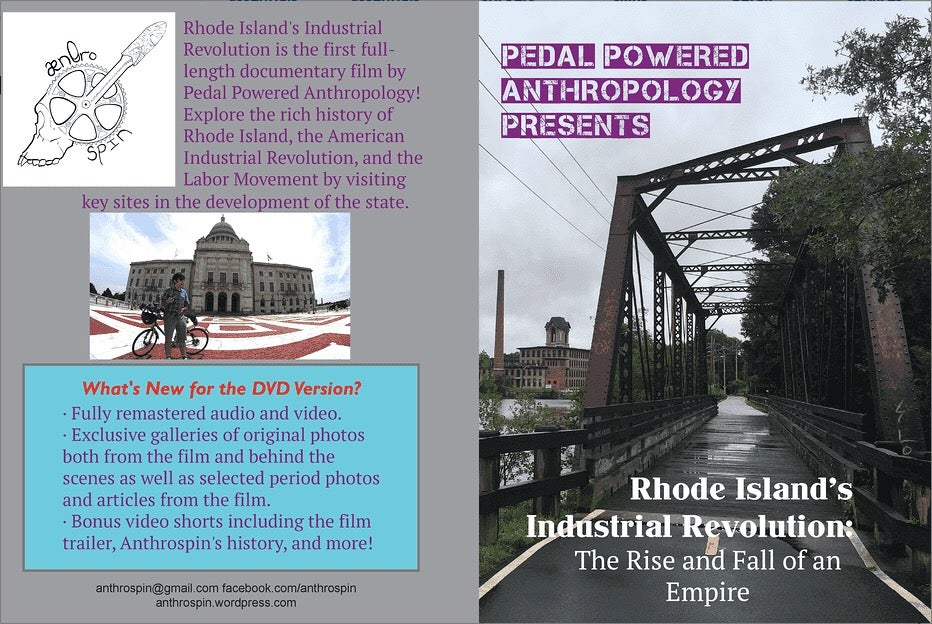 Image of Rhode Island's Industrial Revolution — DVD for home viewing