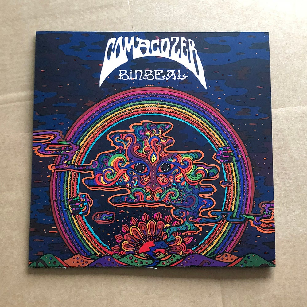 COMACOZER / BLOWN OUT 'In Search Of Highs Volume 1' Purple Vinyl LP