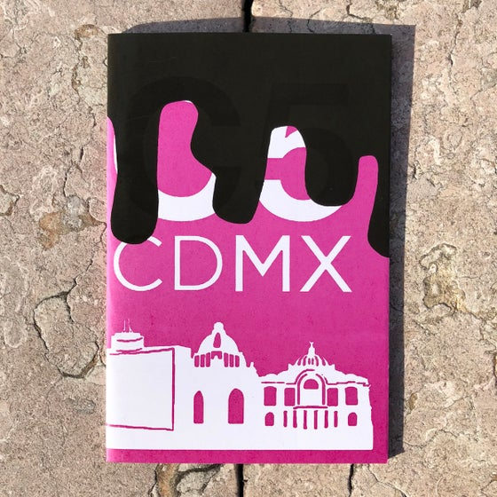 Image of CDMX by ZOMBRA