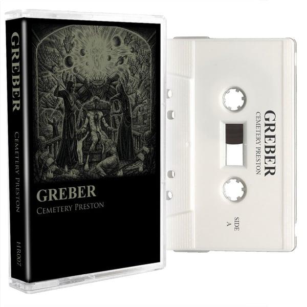 Image of Greber - Cemetery Preston - Cassette