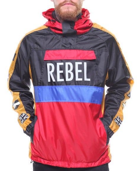 Image of REBEL WINDBREAKER