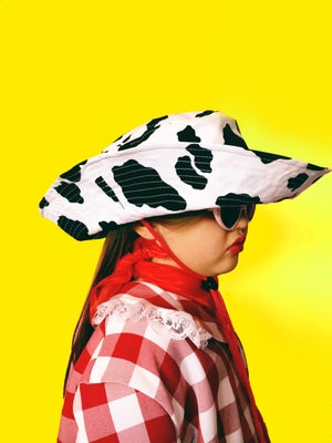 Image of HOLY COW! BUCKET HAT