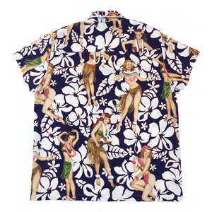 Image of HULA BLUES SHIRT