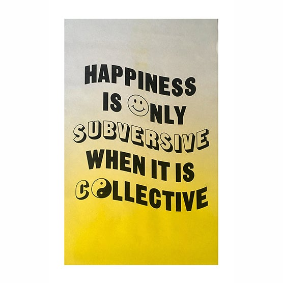Image of Happiness Poster