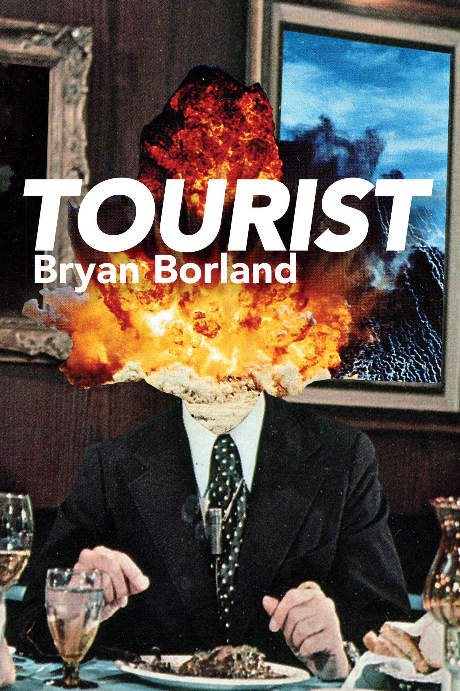 Image of Tourist by Bryan Borland