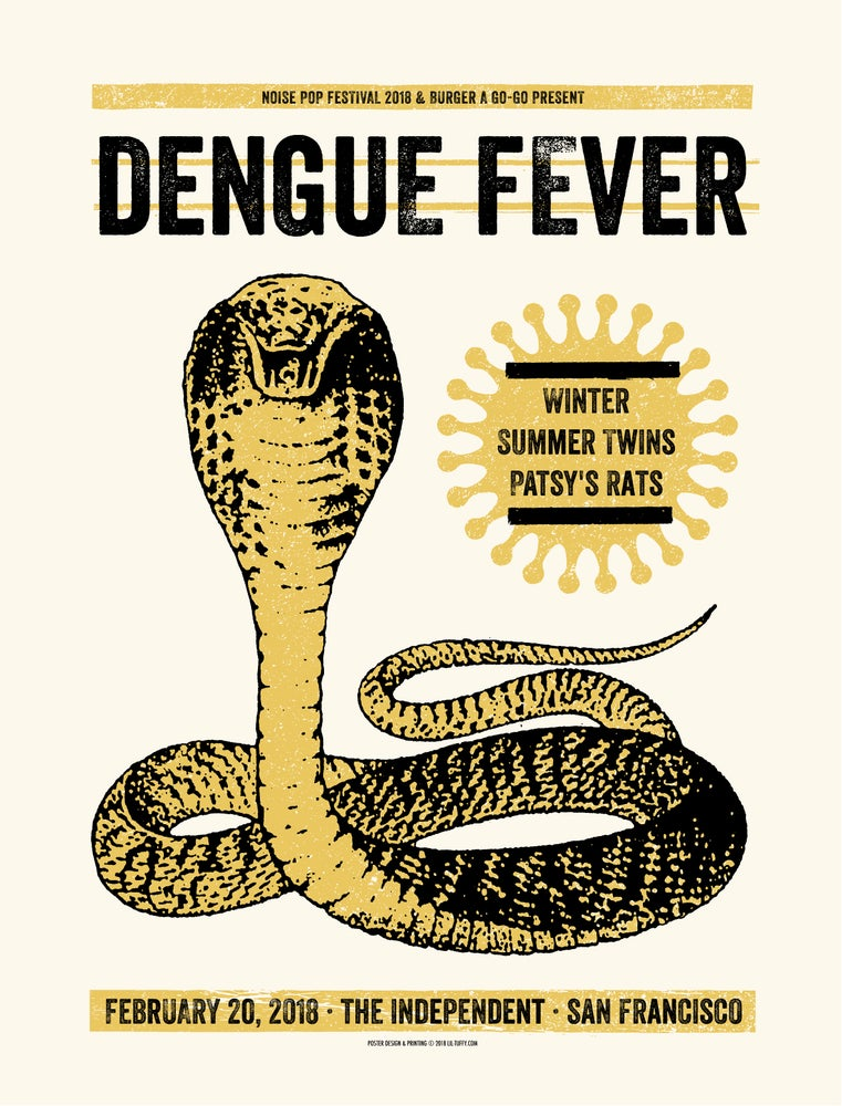 Image of Dengue Fever - San Francisco 2018
