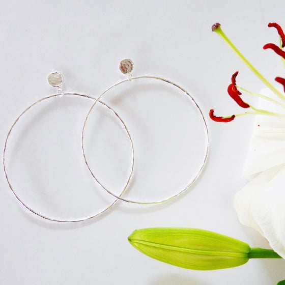 Image of Dorado Earrings (silver or gold)