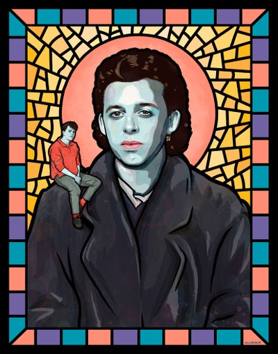 Image of Saint Roland Orzabal (Tears For Fears)