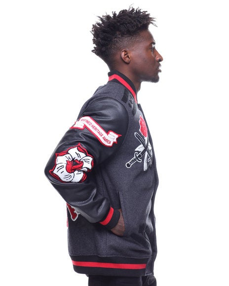 Image of HERTIAGE VARSITY JACKET