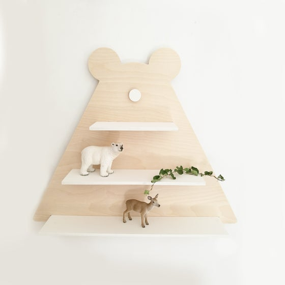 Image of Bear Shelf