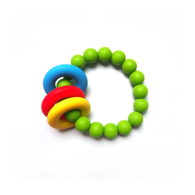 Image of Donut teething bracelets