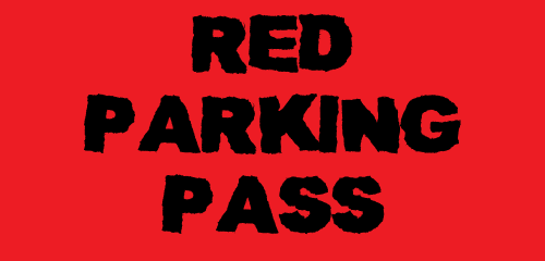 Image of RED PREMIER CAR PASS