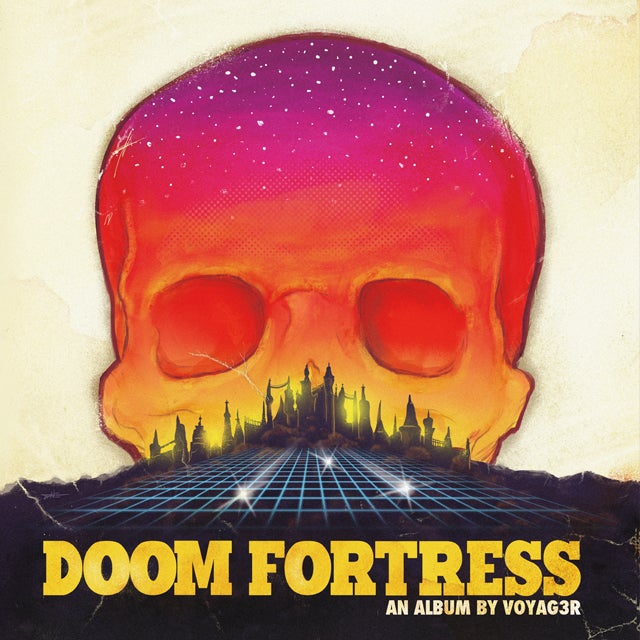 Image of Voyag3r - Doom Fortress - LP  + Download Code
