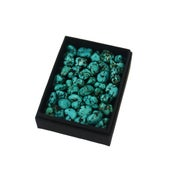 Image of Turquoise beads box