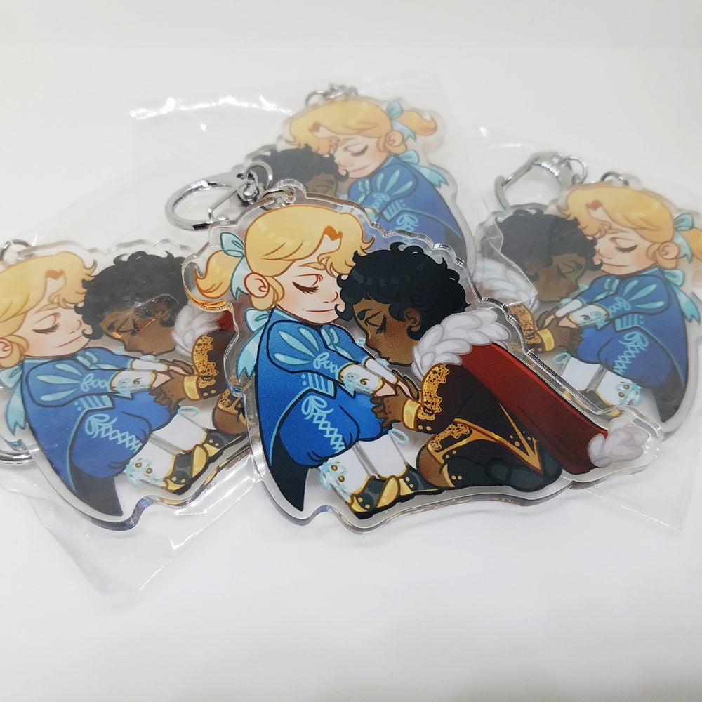 Image of (Holo) Captive Prince Charms
