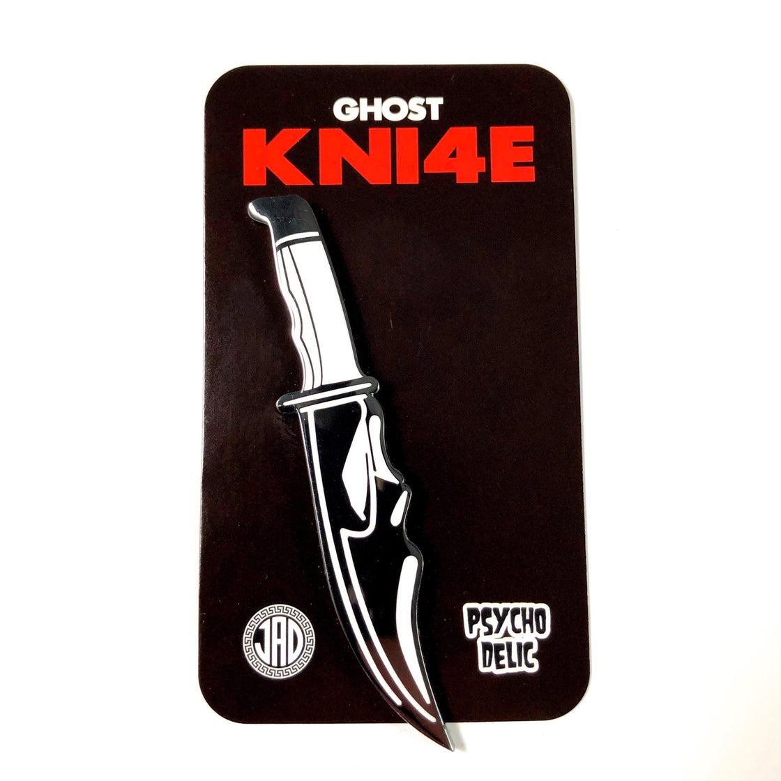 Image of Ghost Kni4e Invert Edition Pin