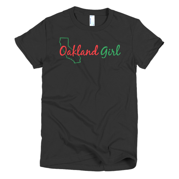 Image of Black History Month Oakland Girl Tee