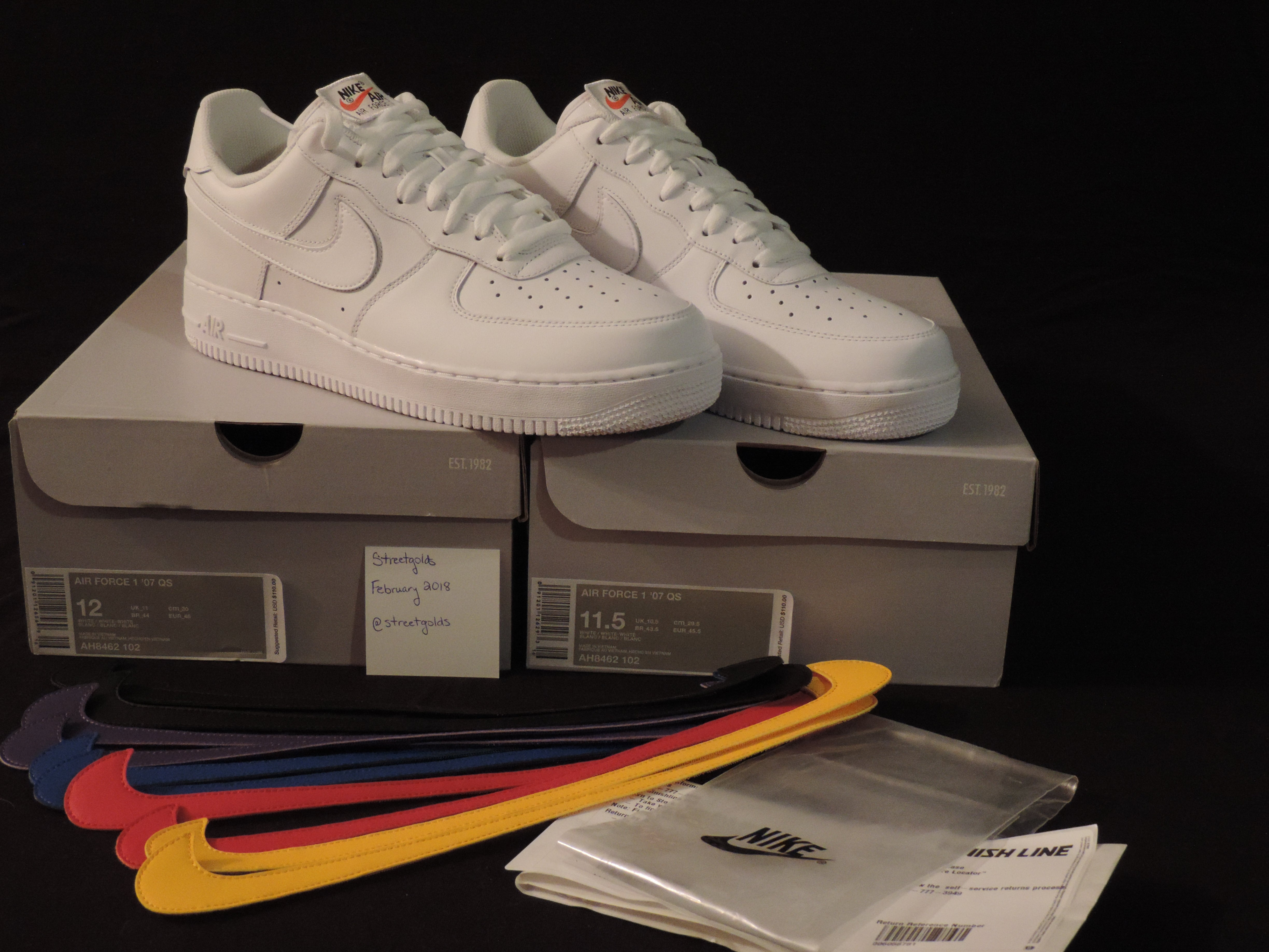 Air Force 1 Low Swoosh Pack All-Star