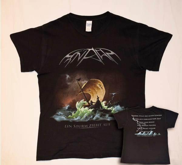 Image of T-Shirt - Ein Sturm zieht auf