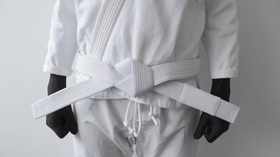 Image of PURE ピュア White belt