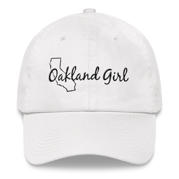 Image of Oakland Girl Dad Hat