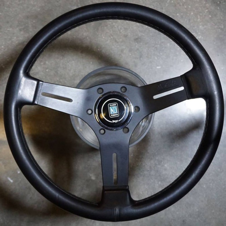Image of 330mm Nardi Competition Steering Wheel