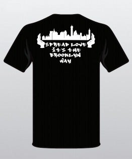 Image of Spread Love Brooklyn Crew Tee
