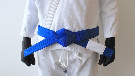 Image of PURE ピュア Blue belt