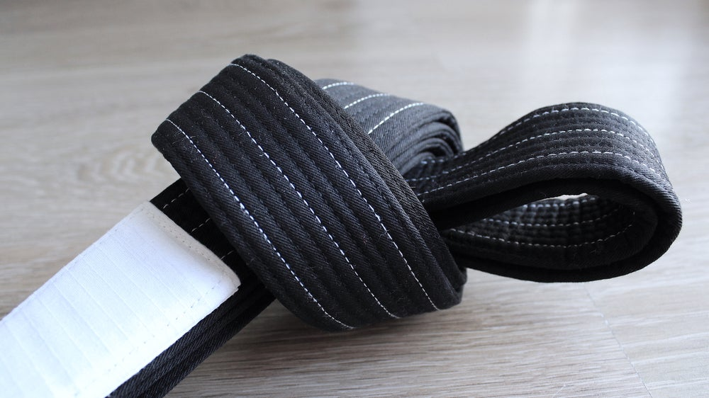 Image of PURE ピュア Black belt