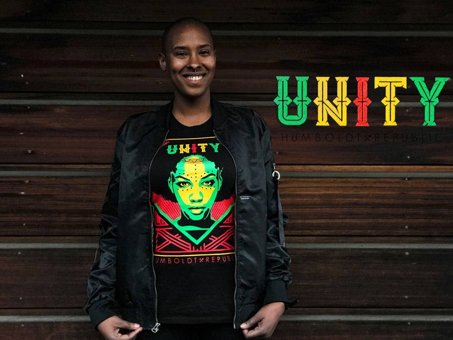 "Image of ""Unity"" Ladies Premium Tee"