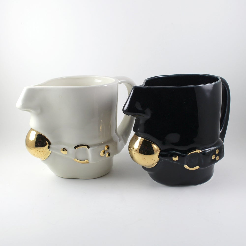 Image of Gag Mug with 22kt Gold