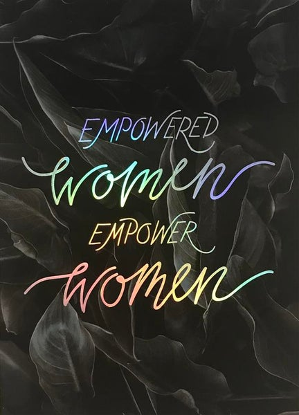 Image of Empowered Women, Empower Women