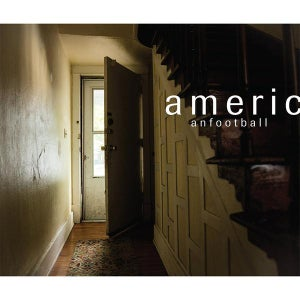 Image of American Football LP2 (180-Gram Orange LP)