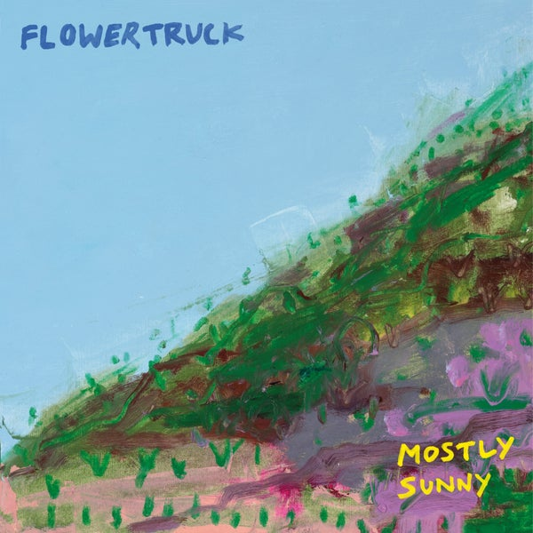"Image of Flowertruck ""Mostly Sunny"" CD"