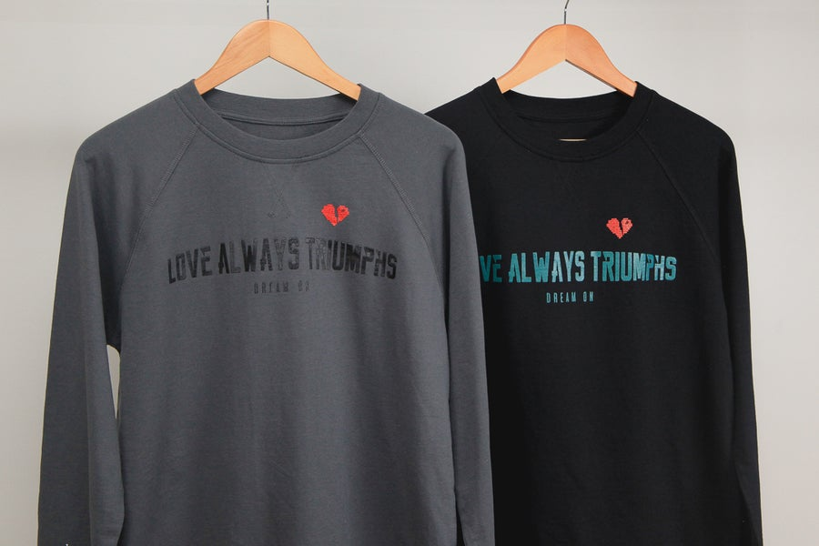 Image of Love Always Triumphs Crewneck