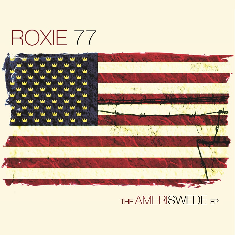 Image of Roxie 77 - The Ameriswede EP - LP +  Download Code ***SIGNED BY RYAN ROXIE***